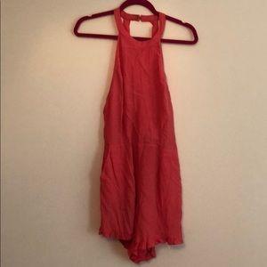 Dresses & Skirts - Coral romper